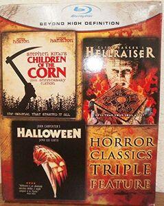 Bd - Horror 3 Pack