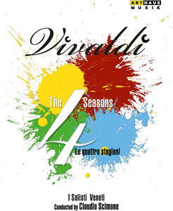 Antonio Vivaldi: Four Seasons