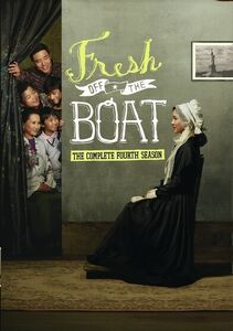 Fresh Off the Boat: The Complete Fourth Season