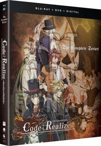 Code: Realize Guardian Of Rebirth: The Complete Series