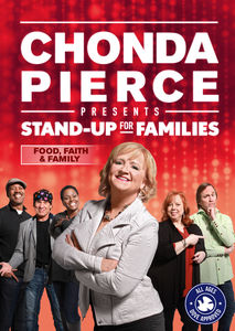Chonda Pierce: Stand Up for Families - Food Faith
