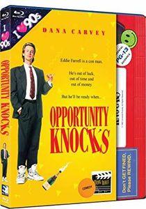 Opportunity Knocks (Retro VHS Packaging)