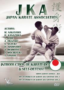 Jka-Japan Karate Association: Introduction Of Karate-Do And SelfDefense