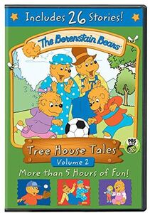 Berenstain Bears: Tree House Tales, Vol. 2