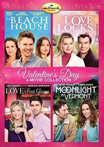 Hallmark Valentine's Day 4-Movie Collection