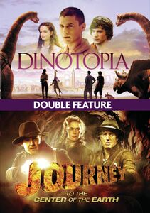 Adventures in Dinotopia And Journey To The Center Of The Earth