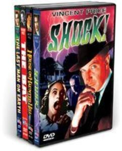 Vincent Price Horror Hero Collection