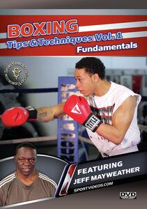 Boxing Tips And Techniques, Vol. 1 - Fundamentals