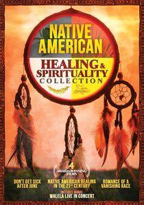 Native American Healing & Spirituality Collection