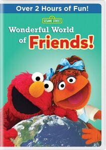 Sesame Street: Wonderful World Of Friends!