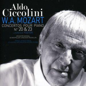 Mozart: Pno Ctos Nos 20 & 23