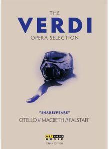 Shakespeare: Verdi Opera Selection