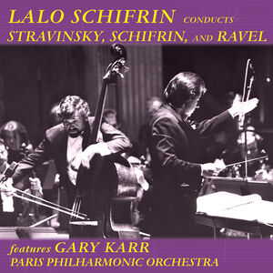 Schifrin Conducts Stravinsky Schifrin & Ravel