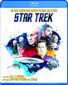 Star Trek - The Next Generation: Motion Picture Collection