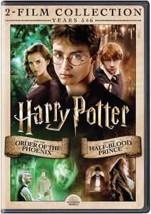 Harry Potter and the Order of Phoenix /  Harry Potter and the Half-Blood Prince