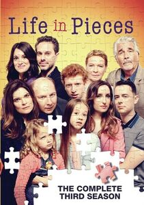 Life In Pieces: The Complete Third Season