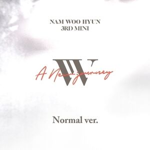3rd Mini Album : A New (Normal Version) (Incl. 76pg booklet, FrameCard + Photo Card) [Import]