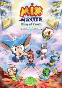 Mix Master: King Of Cards Season 1, Vol. 1