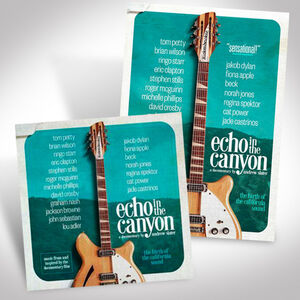 Echo in the Canyon DVD/ LP Bundle