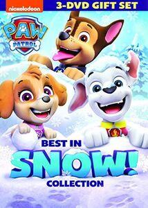 Paw Patrol: Best In Snow