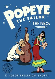 Popeye the Sailor: The 1940s: Volume 3