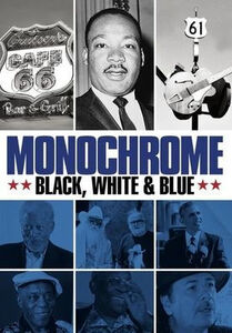 Monochrome: Black White & Blue
