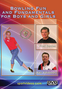 Bowling Fun And Fundamentals For Boys And Girls