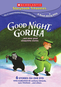 Good Night, Gorilla And More Great Sleepytime Stories