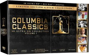 Columbia Classics: Limited Edition 6-Film Collection