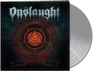 Generation Antichrist (Clear Silver Vinyl)