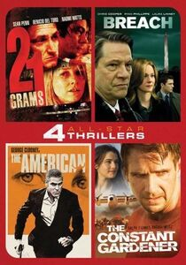 4 All-Star Thrillers
