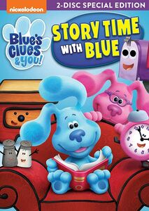 Blue's Clues And You! Story Time With Blue
