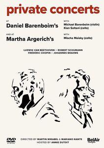 Private Concerts at Daniel Barenboim's