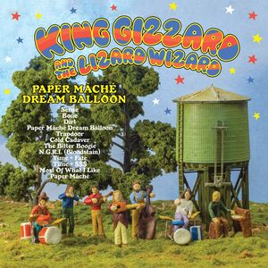 Paper Mache Dream Balloon