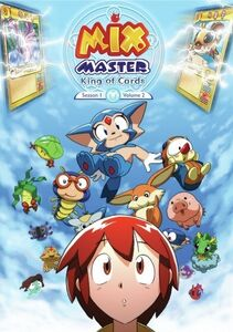 Mix Master: King Of Cards Season 1, Vol. 2