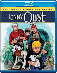 Jonny Quest: The Complete Original Series