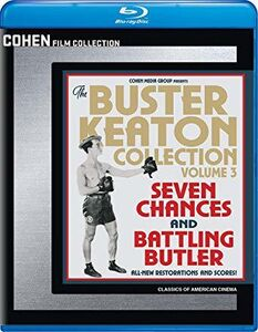 The Buster Keaton Collection: Volume 3 (Battling Butler /  Seven Chances)