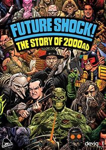 Future Shock!: The Story of 2000 AD