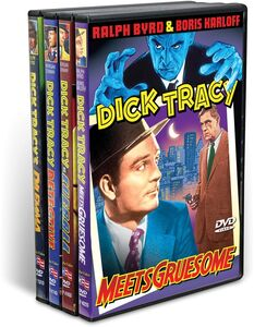 Dick Tracy Vs The Villains Collection