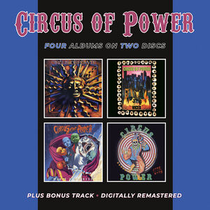 Circus Of Power /  Vices /  Magic & Madness /  Live At The Ritz [Import]