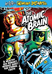 Mr Lobo's Cinema Insomnia: Atomic Brain