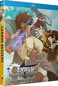 Cannon Busters: The Complete Season