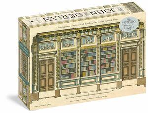 JOHN DERIAN LIBRARY 1000 PIECE PUZZLE