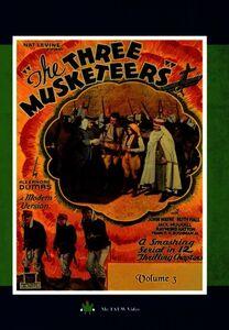 Three Musketeers: Volume 3