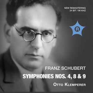 Symphonies 4 8 & 9; 1957-60