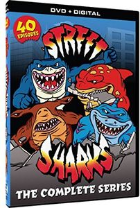 Street Sharks - The Complete Series