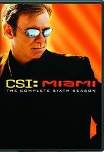 CSI: Miami: The Complete Sixth Season