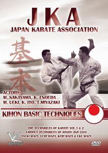 Jka-Japan Karate Association: Kihon Basic Techniques