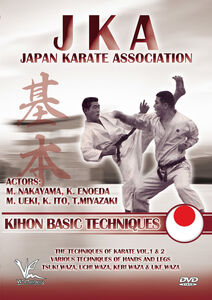 Jka-Japan Karate Association: Kihon Basic Techniques