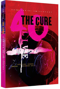 The Cure - 40 Live Curaetion 25 + Anniversary